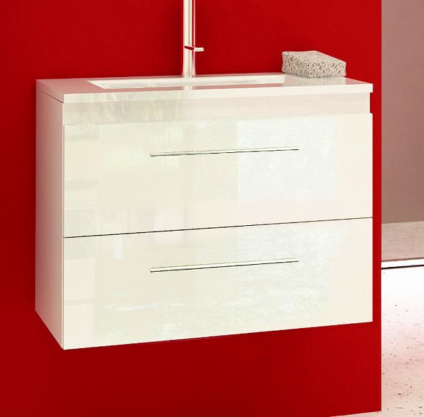 neu waschbeckenunterschrank mit waschbecken 52 direkt vom. Black Bedroom Furniture Sets. Home Design Ideas